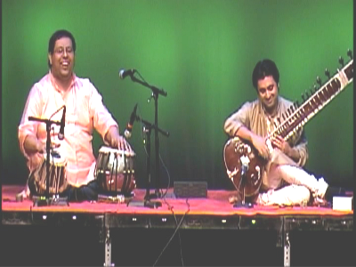 Duet of Tabla and Sitar